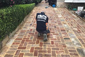 Remedial Bricklaying Paving